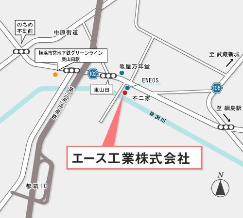 神奈川県横浜市港北区高田西1-15-34